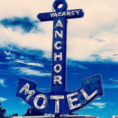Drive by this sign every week out in land locked Colorado...just love it!