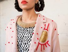 Trendy Women's Outfits : Eloïse Ptito-echeverria Foto Fashion, Fashion Week, Fashion Killa, Mode Outfits, Fashion Outfits, Womens Fashion, Trendy Outfits, Mode Style, Style Me