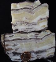 2 Onyx Slabs from Cady Mt.