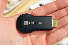 Hands-on with Chromecast, Google's wireless HDMI streaming dongle (update: video)