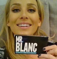 Mr Blanc is used by celebrities like Made In Chelsea's Stephanie Pratt