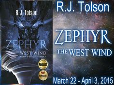 Tome Tender: Welcome to the Winners' Circle for R.J. Tolson's Z...
