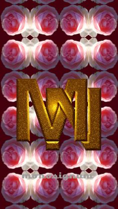 @monosignum is proudly to #present your #MN_03 #monogram as a #wallpaper for your #iPHONE #5 for #free