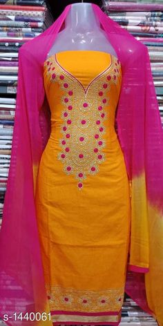 Suits & Dress Materials Gorgeous Neck Work Loan Cotton Suits & Dress Materials *TOP*: Loan Cotton + Resham Work (2.30 Mtr) *BOTTOM*: Cotton + Solid (2 Mtr) *DUPATTA*: Chiffon + Solid (2.25Mtr) *TYPE*: Un-Stitched *COLOUR*: Multi-Colour *CONTAINS*: 1 TOP 1 BOTTOM & 1 DUPATTA Country of Origin: India Sizes Available: Un Stitched *Proof of Safe Delivery! Click to know on Safety Standards of Del... Latest Kurti Design EID MUBARAK 2020: BEST WISHES, MESSAGES & SHAYARIS TO SHARE WITH YOUR LOVED ONE ... PHOTO GALLERY  | I.PINIMG.COM  #EDUCRATSWEB 2020-05-23 i.pinimg.com https://i.pinimg.com/236x/57/8d/ba/578dba4f6e7b5c9aecf8a17553dd44c0.jpg