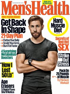 John Krasinski Shows Off Ripped Body in Men's Health – See the Photos! http://greatideas.people.com/2015/12/16/john-krasinski-body-13-hours-the-secret-soliders-of-benghazi/