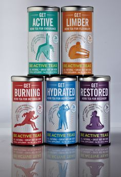 The Republic of Tea Launches Be Active® Teas Collection | Media Relations - The Republic of Tea