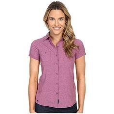 (アウトドアリサーチ) Outdoor Research レディース トップス 半袖シャツ Reflection Short Sleeve Shirt 並行輸入品   ...