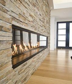 Veja algumas referências de lareira na sala e surpreenda-se com a criatividade e bom gosto dos arquitetos e designers de interiores. Confira!