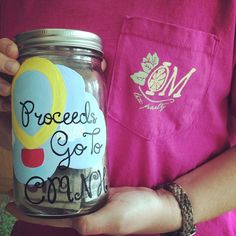 Phi Mu collecting donations for CMNH