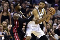 SI names Tim Duncan the NBA's 5th best player - Yahoo Sports