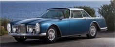 A Beautiful 1963 Facel Vega Facel II Is Going Under the Hammer - Photo Gallery