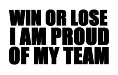 That goes for all my teams! Pittsburgh Penguins, Steelers, Pirates and D-Backs!