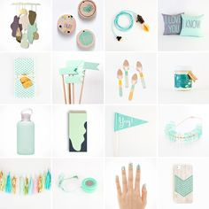Snag these minty fresh items in the B+C Shop!