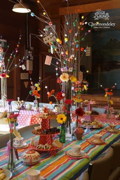 Mad Hatter Tea, Mad Hatters, Ramadan Decorations, Table Decorations, Respite Care, Organisers, Event Decor, Tablescapes, Special Events
