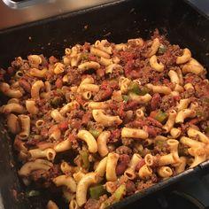 Goulash Recipes, Meat Recipes, Pasta Recipes, Chicken Recipes, Dinner Recipes, Cooking Recipes, Dinner Ideas, Noodle Recipes, Recipes