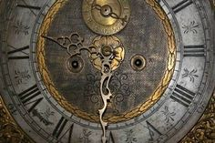I love clocks...