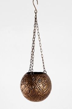Jali Votive Candle Holder// $19.00 @ urban outfitters