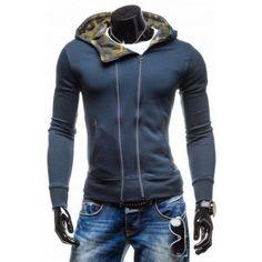 Mikina - vojenský vzor, obľúbená Hoodies, Sweaters, Fashion, Moda, Sweatshirts, Fashion Styles, Parka, Sweater, Fashion Illustrations