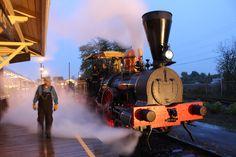 Trains en lumière, 2014 / Illuminated Trains, 2014 / Exporail.org #exporail #trains #photos #rivesud #montreal #montérégie #railfans