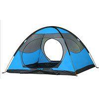 On sale YGSDKJ Ridgeline Hiking 6 Person Tent Color Blue Black friday