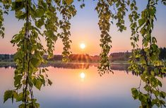 Great Photos, Cool Pictures, Koti, Archipelago, Natural Beauty, Sunrise, Geek, Nature, Outdoor