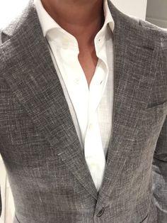New Sprezzatura Suit Supply Lardini