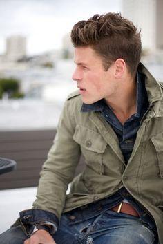 #men #style Men's fashion