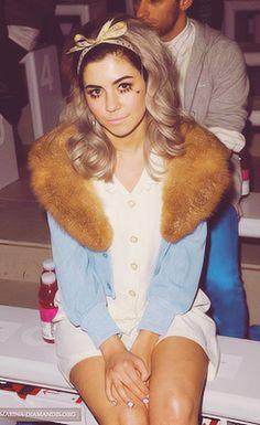 Marina Diamandis  my homegirl