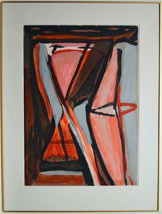 Bram Van Velde (Dutch, 1895-1981): Original Prints II
