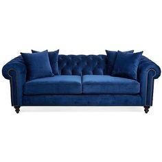 Alana Linen Sofa Sand Sofas & Loveseats ($1,299) ❤ liked on Polyvore featuring home, furniture, sofas, sofa, couches, decor, nailhead furniture, nailhead sofa, handmade furniture and handcrafted furniture