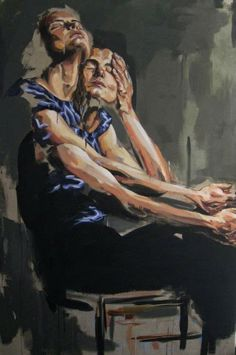 Sara Morais, 1990. Lisbon. Currently MA in Painting- Faculdade de Belas-Artes, Lisbon University'14 Works in Ateliê do Rossio, Lisbon.