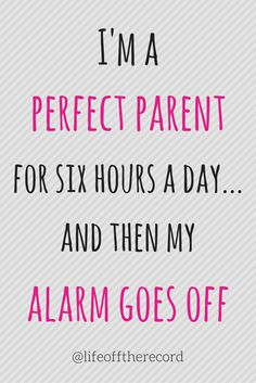 Mom Humor | Funny Mom Quotes | Mom Life | Life Off The Record