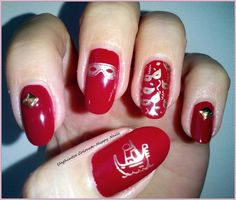 Unghiutze colorate-Happy nails: NOTD–O.P.I. Venice-Amore at the Grand Canal