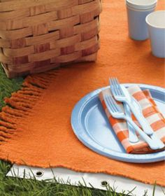 Use a shower liner under blankets at a picnic to stop wet grass and mud from ruining blankets!
