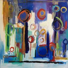 Rencontre avec l'artiste peintre Caroline Faindt