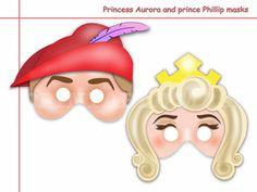 Unique 2 Princess Aurora and Prince Phillip by AmazingPartyShop