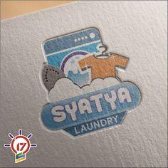 Syatya Laundry Logo