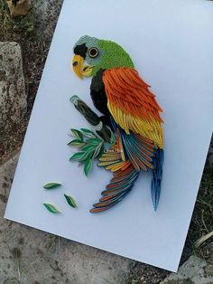 *QUILLING~and paper work   VK