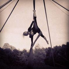 Aerial Silk Dance Kama Fitness