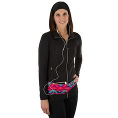 Fit Belt Lilah –    Great for running, walking, hiking or any other hands-free activity.