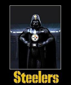 steelergalfan4life 🖤💛 - Steelers Star Wars 💀