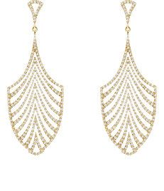 Ileana Makri Deco Escape Drop Earrings