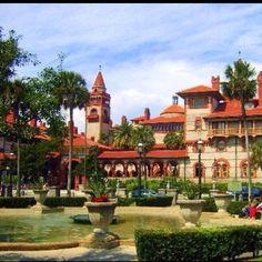 Flagler College, St. Augustine, FL