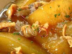 ■ほっこり甘め♪豚肉と冬瓜の煮物■の画像