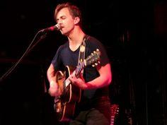 Sondre Lerche at Bowery Ballroom for CMJ 2013 Talkhouse Showcase. I love this man!