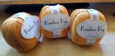 Universal Yarns fabulous Bamboo Pop! It's 292 yards soft bliss. It's 50% cotton and 50% bamboo with a gracies drape of rich color. great price!