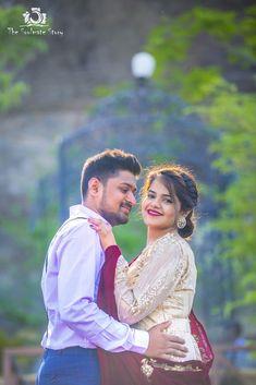 """Photo from Ravi Solanki Kinjal Panchamia """"Portfolio"""" album Indian Wedding Couple Photography, Indian Wedding Bride, Wedding Couple Poses, Wedding Photography Poses, Wedding Couples, Romantic Love Couple, Love Couple Images, Couple Dps, Pre Wedding Shoot Ideas"""