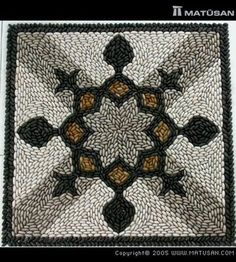 Special Design Pebble Mosaic , Find Complete Details about Special Design Pebble Mosaic,Pebble from Cobbles & Pebbles Supplier or Manufacturer-Matusan Stone Products Co Mosaic Stepping Stones, Pebble Mosaic, Mosaic Diy, Mosaic Garden, Paving Stones, Mosaic Crafts, Mosaic Projects, Stone Mosaic, Pebble Art