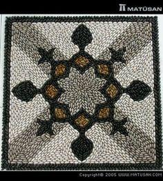 Special Design Pebble Mosaic