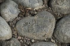 Heart stone Note: the Eye with the + symbol. Can you find the super subtle corresponding eye image on the right half of this stone? Heart In Nature, I Love Heart, With All My Heart, Heart Art, Dont Break My Heart, Heart Shaped Rocks, Love Rocks, Stone Heart, Shades Of Grey